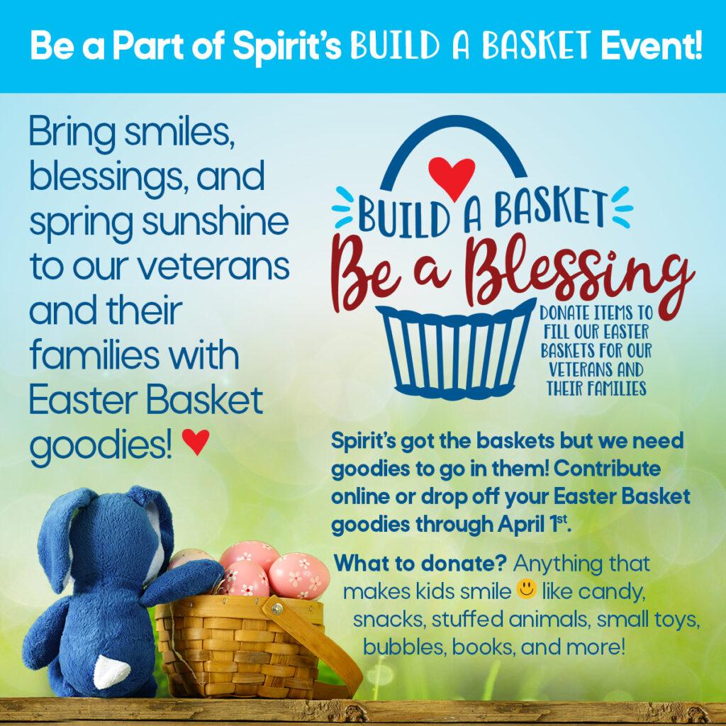 Build a Basket Easter Fundraiser