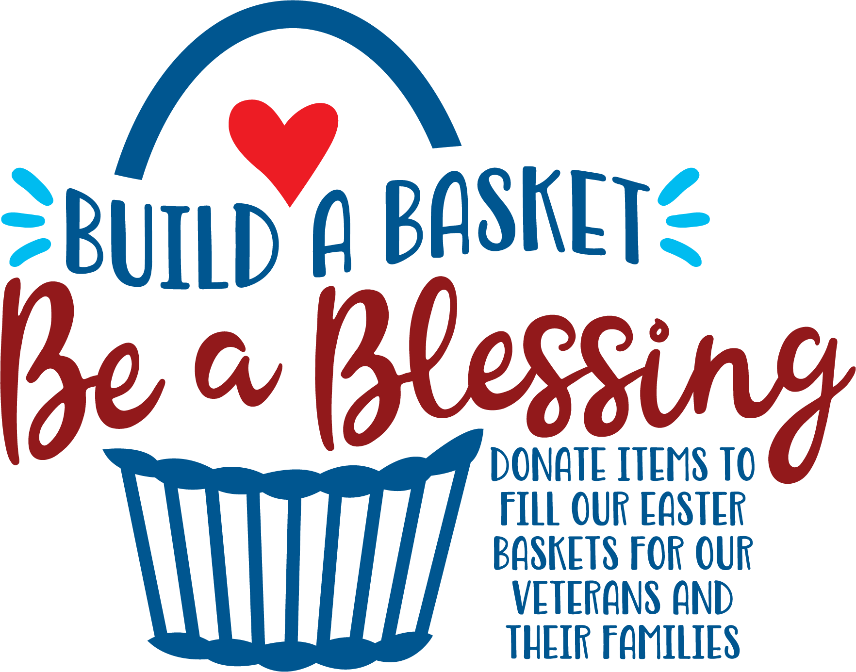 Build a Basket Fundraiser for Military Families